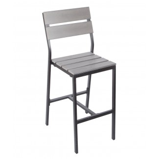 modern-aluminum-and-teak-wood-composite-restaurant-stackable-side-chair-outdoor-PH202B-seaside