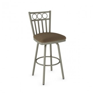 Momentum 41517-USMB Hospitality distressed metal bar stool