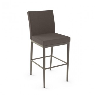 Monroe 45404-USUB Hospitality distressed metal bar stool