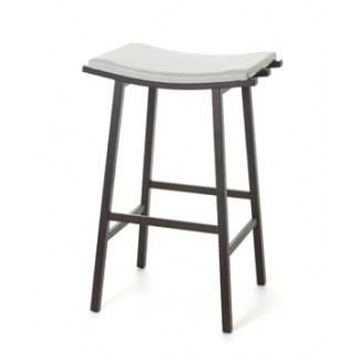 Nathan Backless Bar Stool