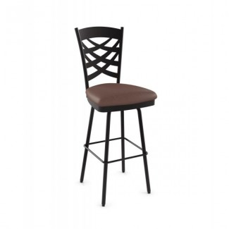Nest 41477-USMB Hospitality distressed metal bar stool