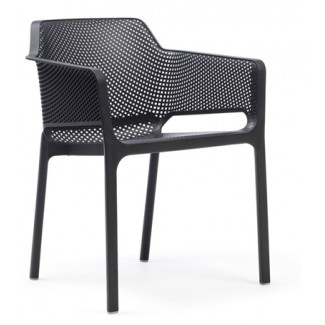 Net Arm Chair Anthracite