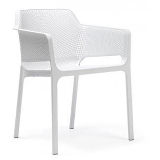 Net Arm Chair Blanco