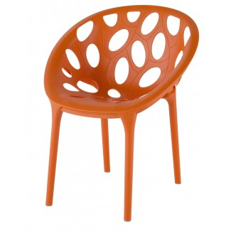 Nido Resin Hospitality Outdoor Arm Chair