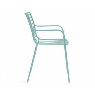 Pedrali Nolita High Back Stacking Armchair