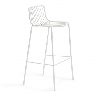Pedrali Nolita High Seat Stackable Bar Stool