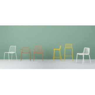 Pedrali Nolita Stacking Side Chair
