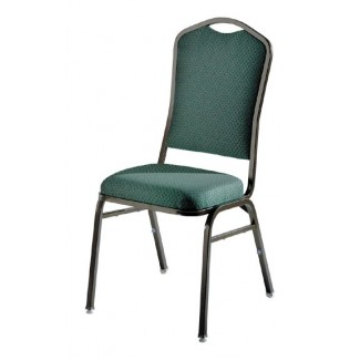 Omega I Steel Stacking Side Chair 594