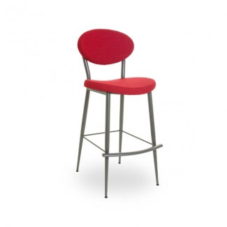 Opus 40132-USUB Hospitality distressed bar stool
