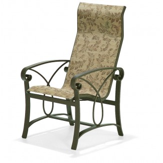 Palazzo Sling Ultimate High Back Game Chair M4341