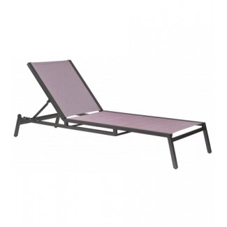 Palm Coast Stackable Chaise Lounge
