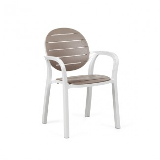 Palma Stacking Arm Chair