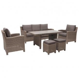 Palma 6-Piece Lounge Set