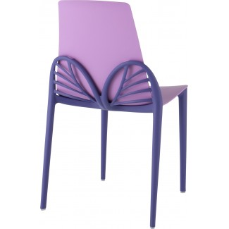 Papillon Stacking Hospitality Side Chair