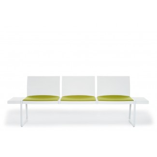 Pedrali Plural Modular Seating with Arms Two-tone