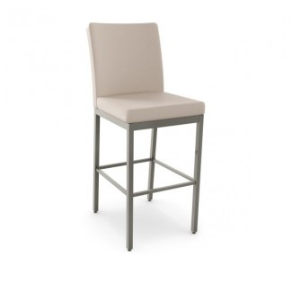 Perry 45312-USUB Hospitality distressed metal bar stool