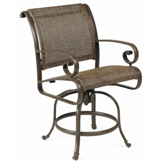 Pont Royale Swivel Balcony Height Stool