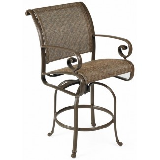 Pont Royale Swivel Bar Stool