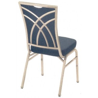 Premium Comfort Steel Side Chair 582-CR