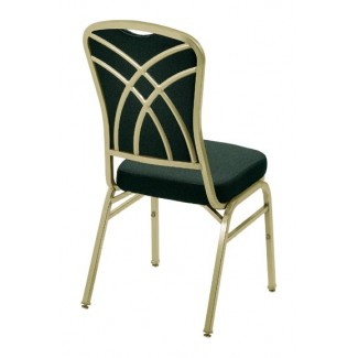 Premium Comfort Regency Steel Stacking Side Chair 584-CR