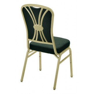 Premium Comfort Regency Steel Stacking Side Chair 584-HB