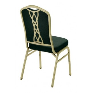 Premium Comfort Regency Steel Stacking Side Chair 594-BB