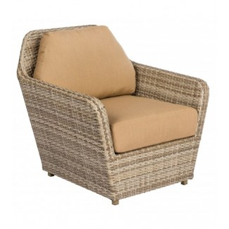 Pueblo S563011Modern Outdoor Hotel Pool Lounge Commercial Woven Upholstered Arm Chair