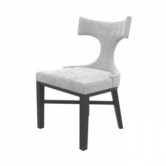 Radner Fully Upholstered Hospitality Commercial Restaurant Lounge Hotel Dining Chair