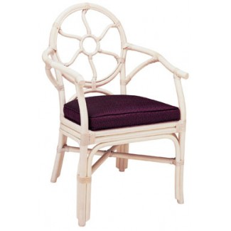 Rattan Arm Chair RA-625UR