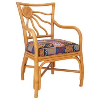 Rattan Arm Chair RA-644UR