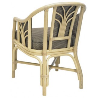 Rattan Arm Chair with Picture Back RA-637UR