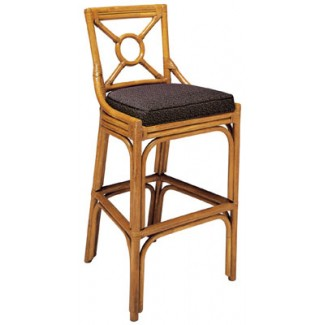 Rattan Bar Stool BS-311UR