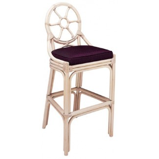 Rattan Bar Stool BS-312UR