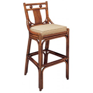 Rattan Bar Stool BS-313UR