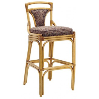 Rattan Bar Stool BS-333UR