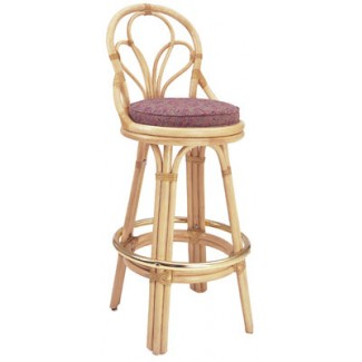 Rattan Bar Stool BS-368UR