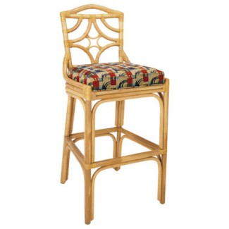 Rattan Bar Stool BS-402UR