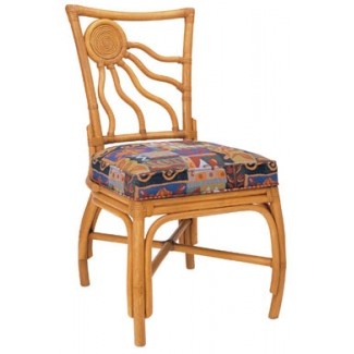 Rattan Side Chair RA-643UR