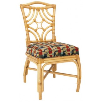 Rattan Side Chair RA-647UR