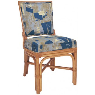 Rattan Side Chair with Picture Back RA-639UR