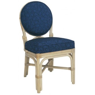 Rattan Side Chair with Picture Back RA-641UR