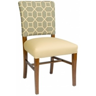 European Beech Solid Wood Restaurant Side Chairs Holsag Remy Accent Side Chair