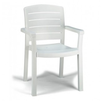 Acadia Grosfillex Stacking Arm Chair