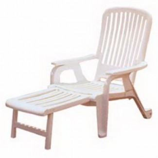 Restaurant Hospitality Poolside Furniture Bahia Stacking Deck Chair