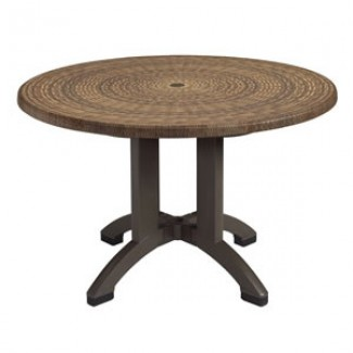 Restaurant Outdoor Tables Sumatra 42 Round Table