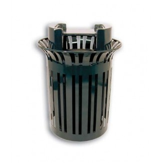 Ribbon Trash Can