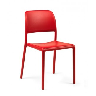 Riva Bistrot Stacking Resin Hospitality Side Chair