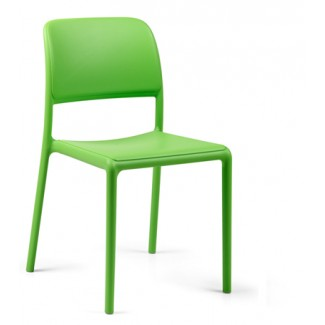 Riva Bistrot Side Chair Lime