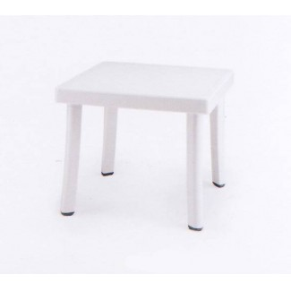 "Rodi 18"" Square Restaurant Side Table"