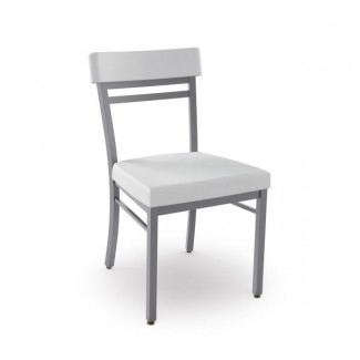 Ronny 30442-USUB Hospitality distressed metal dining chair